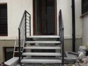 escaliers atelier ferronnerie yasar