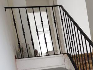 rampe escalier ixelles 2016 1 atelier ferronnerie yasar