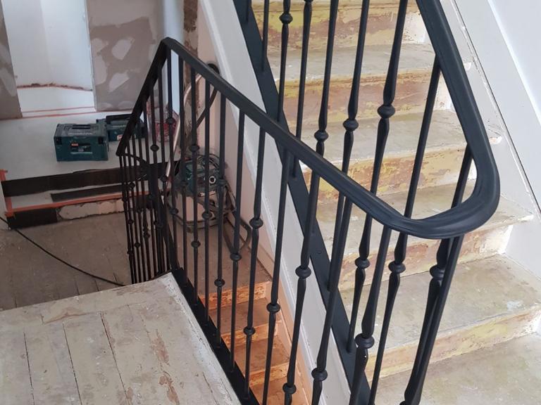 rampe escalier ixelles 2016 3 atelier ferronnerie yasar