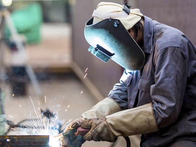 soudage pieces metalliques atelier ferronnerie yasar bruxelles